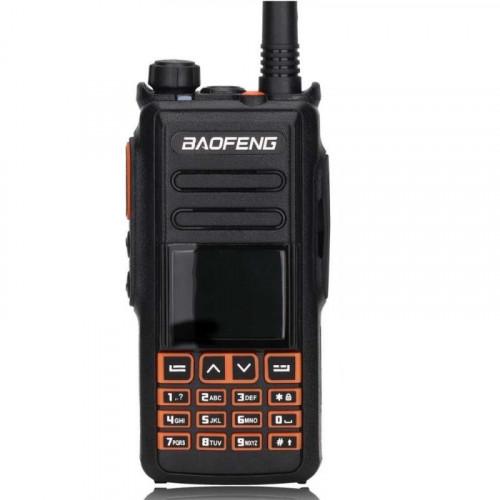 Цифровая рация BAOFENG DM-X GPS с гарнитурой в комплекте в Казани